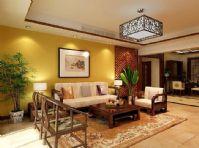 现代简约型阳光客厅