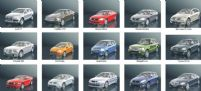 15种汽车3D模型