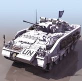 精密坦克模型(含高清材质)