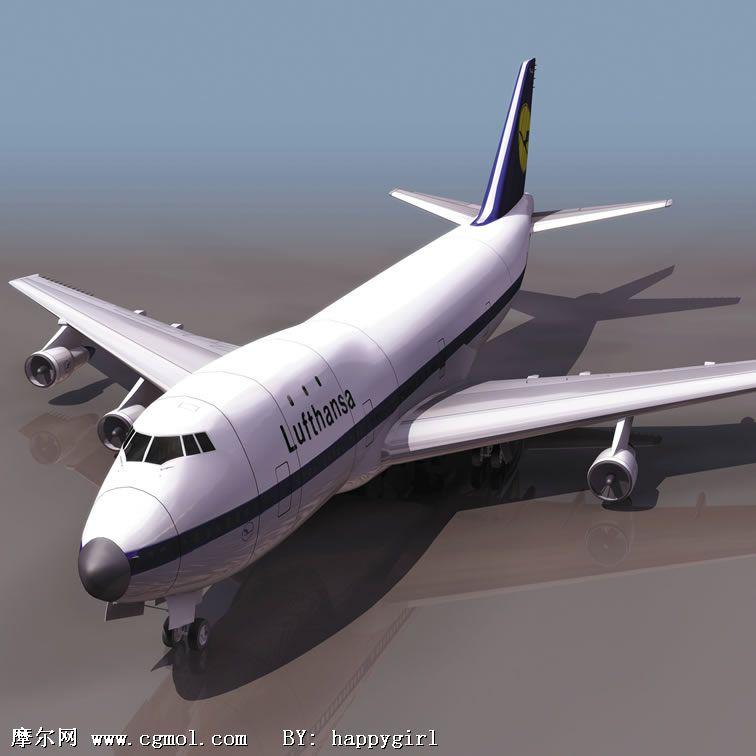 民航客机模型,飞机,运输模型