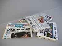 报纸3D模型