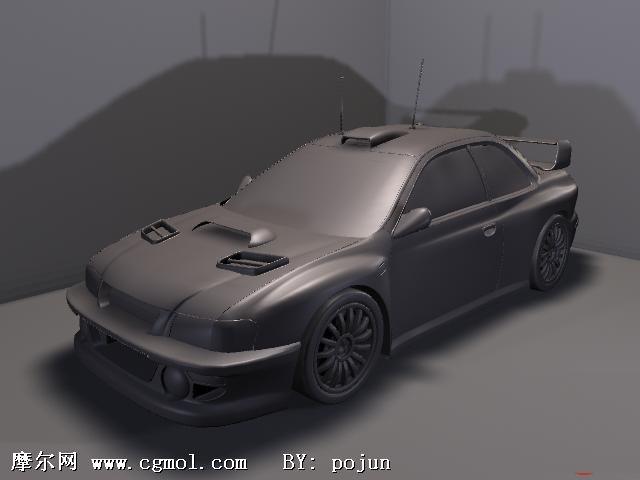 汽车3d模型