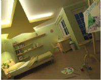 儿童卧室3D模型