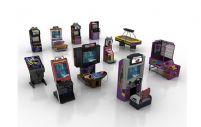 多款游戏机3D模型