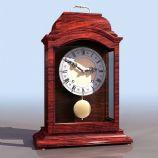 3D钟表模型