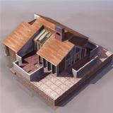 3D欧式住宅设计模型