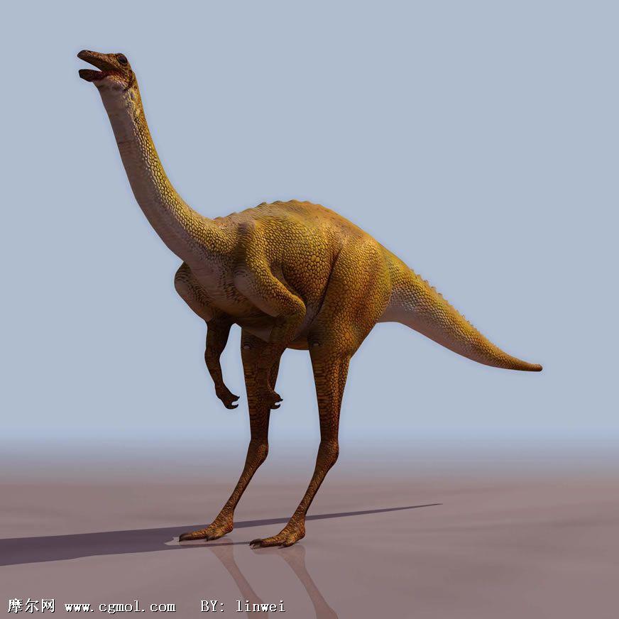 恐龙3d模型,其他,动物模型