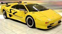 兰博基尼跑车3D模型