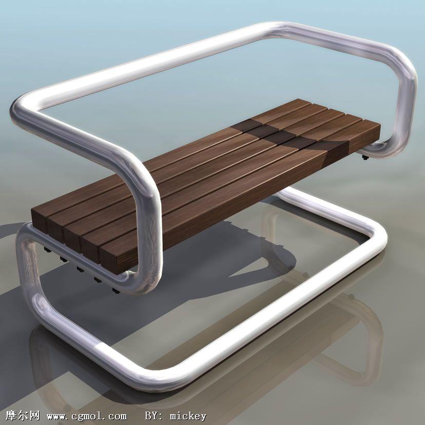 公共椅子设计图