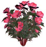花朵植物盆栽3D模型