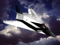 F117隐形战斗机3D模型