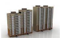 房地产楼盘设计3D模型