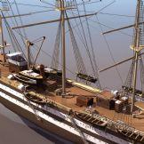船体设计3D模型
