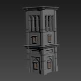 伊斯兰教教堂3D模型