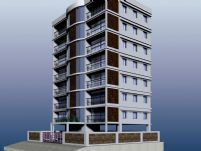 居民楼3D模型