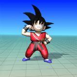 孙悟空3D模型