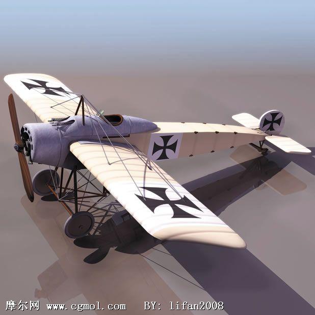 二战战斗机3d模型,飞机