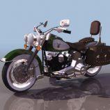 3D摩托车