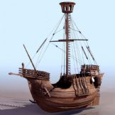 船3D模型