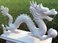 龙雕塑3D模型
