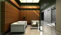 休息室休息区场景3D模型