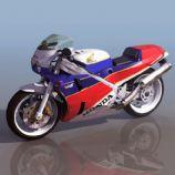 本田3D摩托