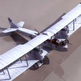 GOT加长版飞机3D模型