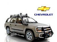 高精度3D雪佛兰开拓者SUV模型