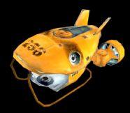 深海观察潜水器游戏角色3D模型