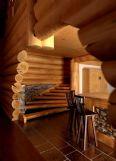现代风格木质餐厅3D模型