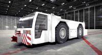 货物拖车,货车3D模型
