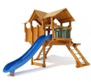 组合滑梯,儿童游乐设备3D模型