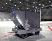 装卸车,挂式装卸车3D模型