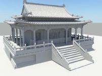 宫殿3D模型