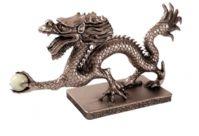 古铜龙雕塑3D模型