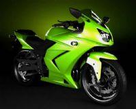 超高精细运动型摩托车(SportBike)3D模型