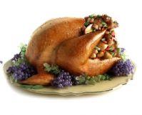 水果鸡美味菜肴3D模型