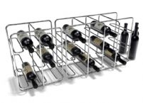 葡萄酒,支架3D模型