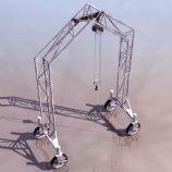 起重支架3D模型