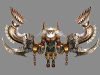 最终幻想12狮子座统治者3D模型