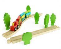 过山车儿童玩具3D模型