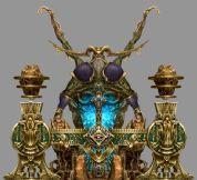 最终幻想12天枰座审判之灵树3D模型