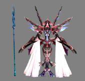 最终幻想12双鱼座背德之皇帝3D模型