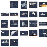 21款风景带建筑设计3D模型