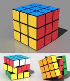魔方儿童智力玩具3D模型