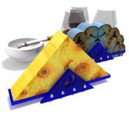红酒,烟灰缸,纸巾3D模型