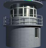 现代建筑3D模型