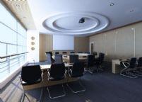 中小型会议室3D模型