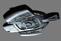 3D宇宙飞船模型,prevaricate class攻击穿梭舰太空战机的模型