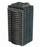一栋房子,房屋3D模型